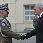 Marek Sokołowski dowódcą 16. Dywizji Zmechanizowanej