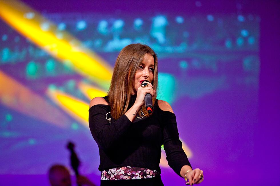 Sara Szymczak, fot. Sławomir Ostrowski
