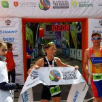 W maju triathloniści znów będą rywalizować w Olsztynie