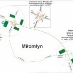 Od dziś nowa organizacja ruchu koło Miłomłyna