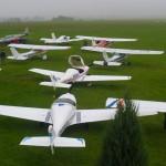 Piloci rozpoczynają lotniczy rajd