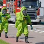 Po wycieku amoniaku w bowarze w Braniewie