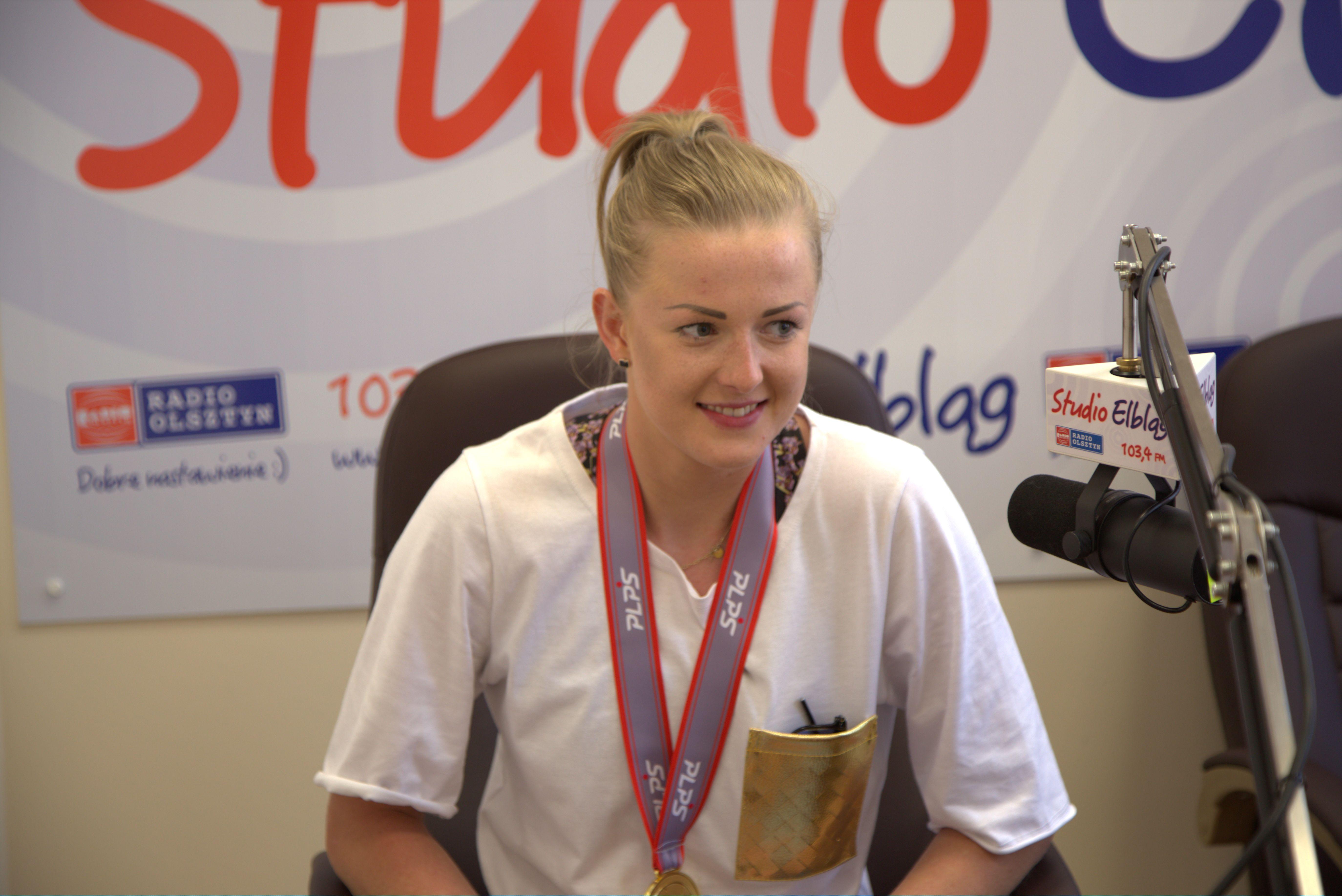 Joanna Wołosz, fot. Jacek Żukowski