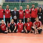 MŚ w siatkówce na siedząco: Polska-Algieria 3:0