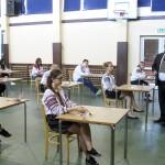 W Górowie Iławeckim piszący maturę z języka ukraińskiego wybierali rozprawkę o miłości