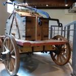 Zabytkowa sikawka trafiła do Muzeum Nowoczesności