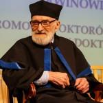 Erwin Kruk doktorem honoris causa UWM – FILM i ZDJĘCIA