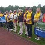 Seniorzy pokazali, że kochają sport