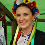 Hanna Wasilewska z Grand Prix festiwalu Kalinowe Mosty