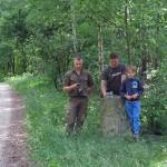 Geocaching w Welskim Parku Krajobrazowym