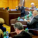 Prezydent Olsztyna uzyskał absolutorium za 2016 rok. Od głosu wstrzymał się klub radnych PiS
