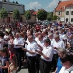 Ponad 400 chórzystów z Polski i zagranicy przyjechało do Barczewa na Festiwal Muzyki Chóralnej