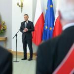 Prezydent odznaczył opozycjonistów z Warmii i Mazur