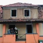 Zaprószenie ognia przyczyną tragicznego pożaru w Gutkowie