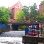 Nowa atrakcja turystyczna w Olsztynie. Ruszają spływy kajakowe Łyną