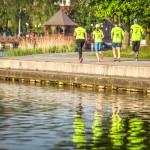 Półmaraton św. Jerzego w Ostródzie