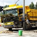 Wypadki i kolizje na drogach Warmii i Mazur