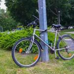 Plaga kradzieży rowerów w Olsztynie