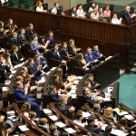 Licealista z Pisza marszałkiem Sejmu Dzieci i Młodzieży