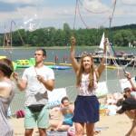 Nad jeziorem Ukiel rozkręcają optymizm