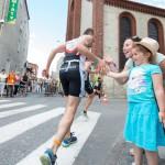 Lidzbark zadebiutował na triathlonowej mapie Polski