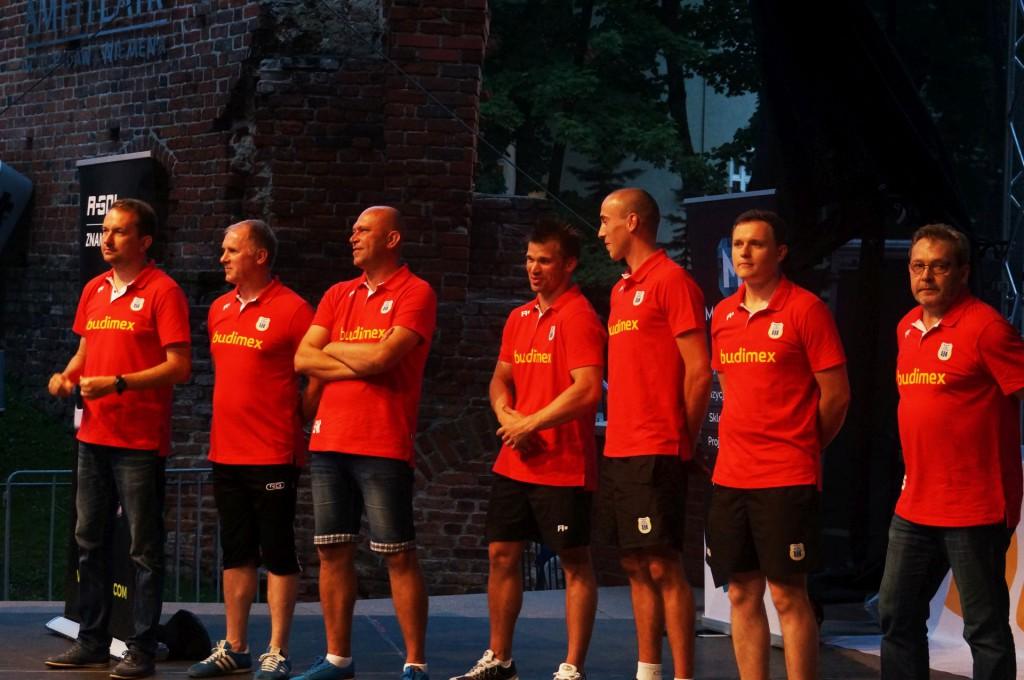 Prezentacja Stomilu Olsztyn przed inauguracją sezonu