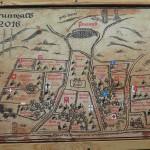 Grunwald – krajobraz po bitwie w 1410 i 2016 roku