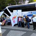 Pielgrzymi Światowych Dni Młodzieży są na Warmii i Mazurach