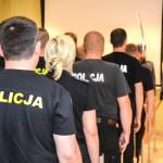 Przyszli oficerowie policji rozpoczęli szkolenie w Szczytnie