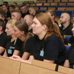 Policjanci z czterech województw zakończyli szkolenie w Szczytnie