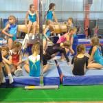 Sukcesy młodych gimnastyczek w Szczecinie