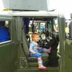 Ekstremalnie i kulturalnie, czyli Piknik Militarny w Orzyszu