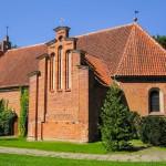 Kardynał Nycz na uroczystościach w sanktuarium w Lubawie