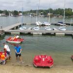 Czerwone flagi na wszystkich kąpieliskach CRS Ukiel!