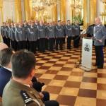 Podinspektor Marek Kuśmierczyk odznaczony srebrnym medalem