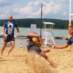 Rugby na plaży