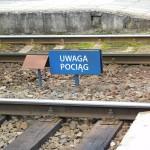 Uszkodzone torowisko w Bartągu, czyli kolejne zmiany w kursowaniu pociągów. Do Warszawy dojedziemy przez Ostródę i Iławę