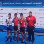 Pięć medali wioślarzy z Warmii i Mazur