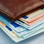 Ponad 250 tysięcy euro w saszetce