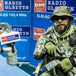 Ireneusz Bogacz w PRO: w Olsztynie bawimy się w wojnę raz w tygodniu