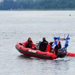W jeziorze Brożówka utonął 65-letni mężczyzna