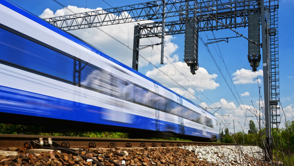 Inwestycje na kolei