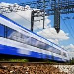 Będzie szybciej na trasie Olsztyn – Działdowo. W czerwcu pociągi pojadą nawet 140 km/godz.