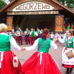 Folklor świętuje w Węgorzewie