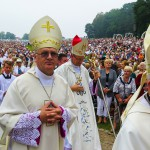 W Gietrzwałdzie odbyły się uroczystości odpustowe i dożynki