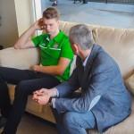 Siatkarski mistrz Europy Juniorów wrócił do Olsztyna