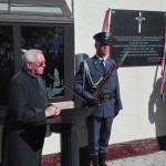 W Braniewie uczczono więźniów podziemia niepodległościowego