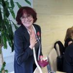 Irena Telesz czyta poezję Erwina Kruka
