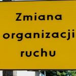 Nowe utrudnienia w Olsztynie. W związku z przebudową ulicy Towarowej drogowcy zamykają Budowlaną