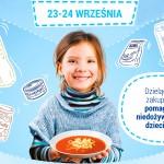 Cała Polska dzieli się posiłkiem z dziećmi